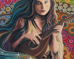 Muse of Music by Emily Balivet