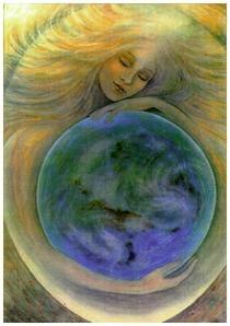 Sophia by artist Pamela Matthews