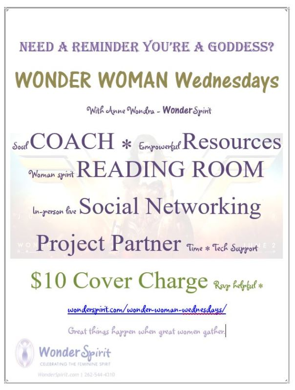 Wonder Woman Wednesdays